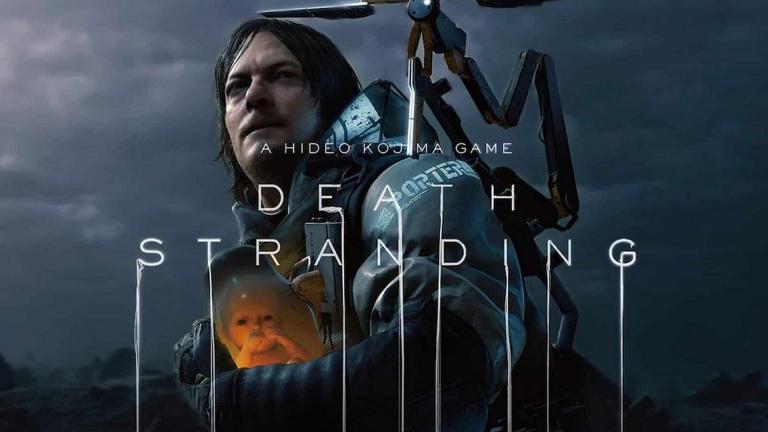 Concours : tentez de gagner le jeu Death Stranding sur PS4