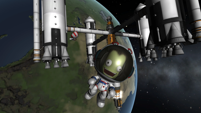 Kerbal Space Program : 3,5 millions de ventes et une fenêtre de sortie pour la suite