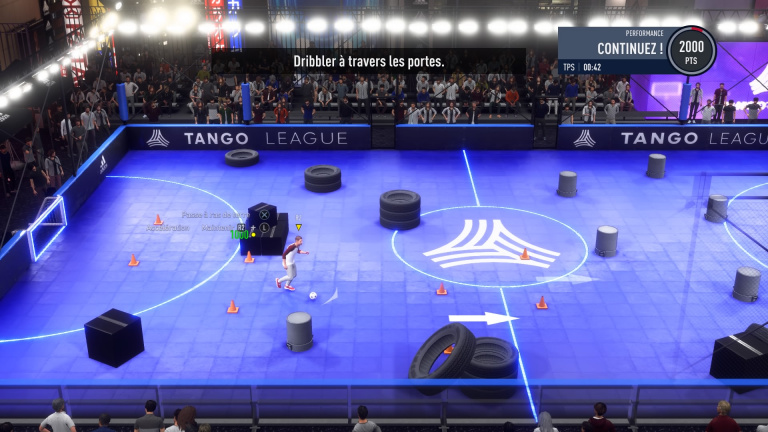 """FIFA 20, Volta : les jeux techniques """"dribbles techniciens"""", notre guide"""
