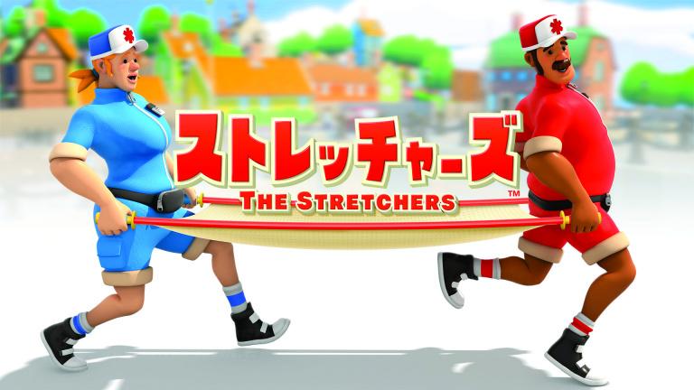 The Stretchers : Nintendo publie un jeu coopératif surprise sur Switch