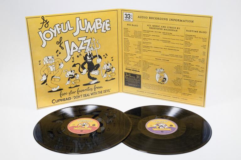 Cuphead : La bande-son sur vinyle arrivera en magasin à la fin du mois