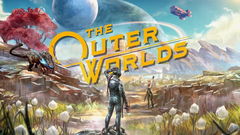 La version Switch précise sa fenêtre de lancement — The Outer Worlds