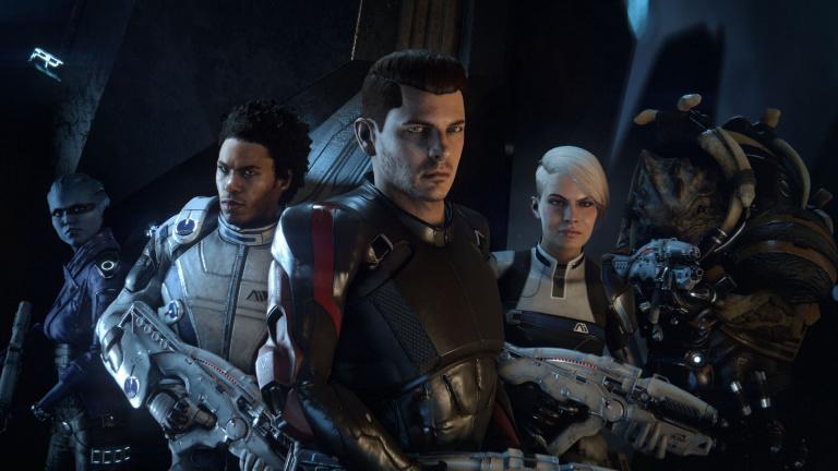 BioWare révèle d'anciennes images de concept art pour la trilogie Mass Effect