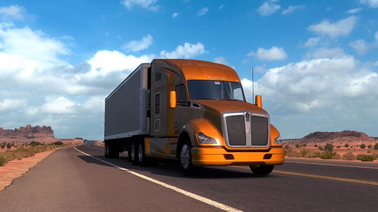 American Truck Simulator : Essai gratuit ce week-end
