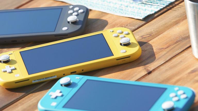 Nintendo préfère se concentrer sur les nouveautés pour la Switch