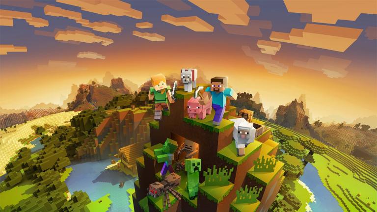 Minecraft : 300 millions de joueurs inscrits en Chine