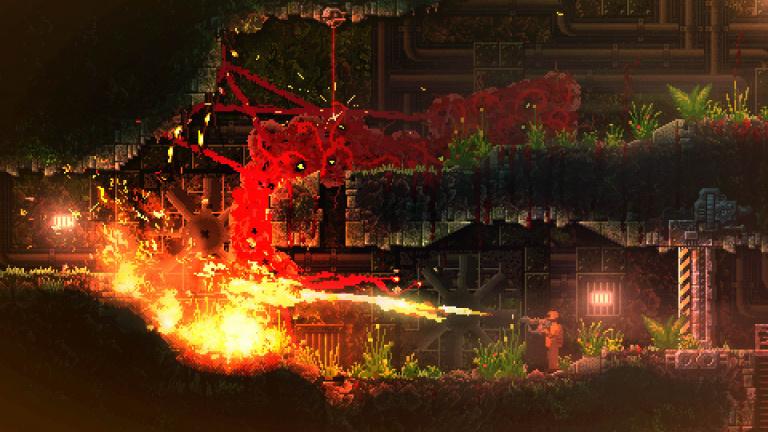 Carrion : La bête sortira aussi sur Xbox One