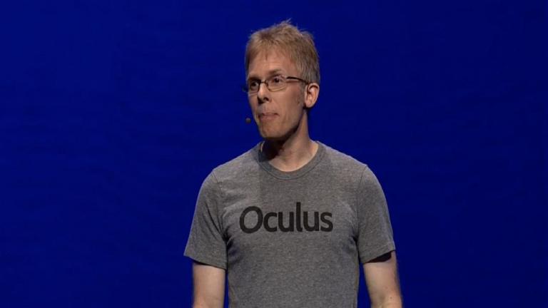 Réalité Virtuelle : John Carmack n'est pas encore satisfait