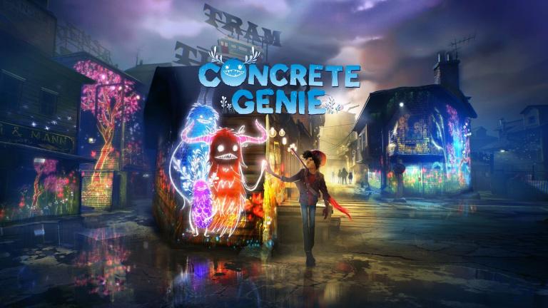 Concrete Genie, soluce complète : histoire, collectibles... tous nos guides