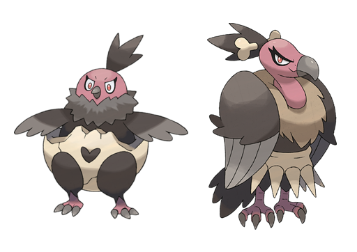Pokémon exclusifs de Pokémon Bouclier