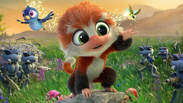 Tamarin : Le petit primate arrive sur Xbox One en 2020