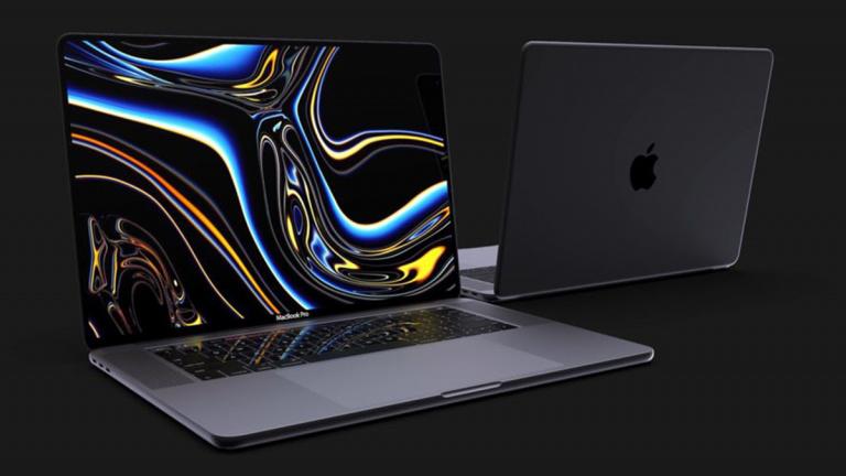 Apple présente un MacBook Pro de 16 pouces en toute discrétion