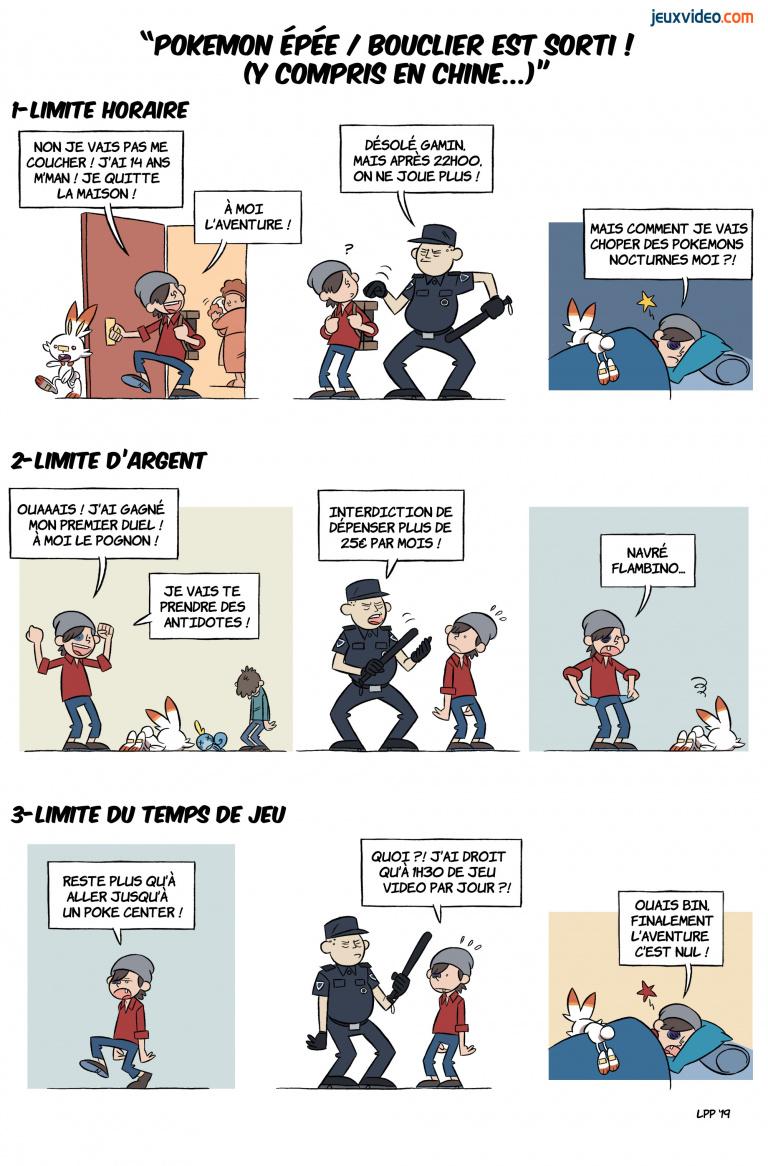 LaPetitePelle dessine Jeuxvideo.com - N°310