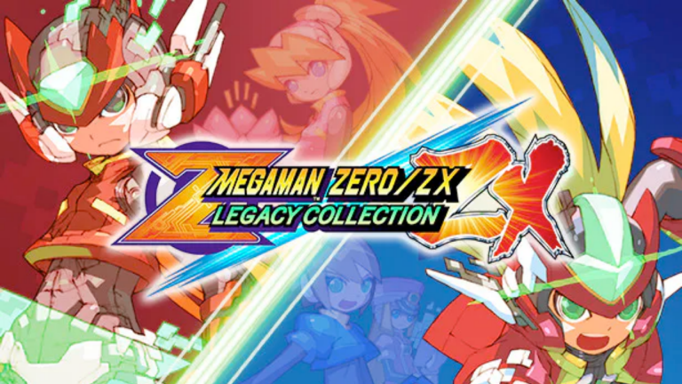 Mega Man Zero / ZX Legacy Collection est reporté d'un mois