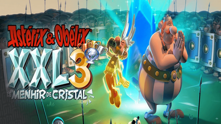 Asterix & Obelix XXL 3 : les 32 trophées / succès de la nouvelle aventure gauloise