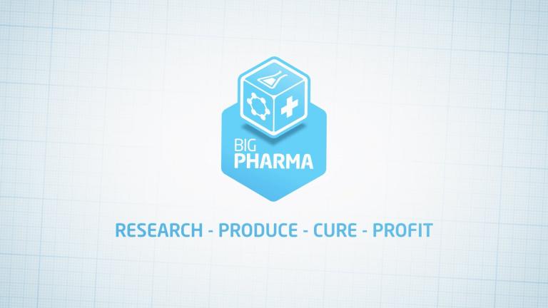 Big Pharma sera prescrit aux joueurs consoles début décembre
