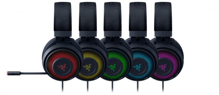 Razer Kraken Ultimate, un nouveau casque haut de gamme pour jouer en THX