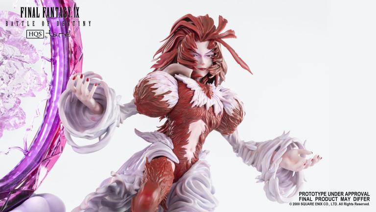Final Fantasy IX : Une statue de Djidane et Kuja signée Tsume