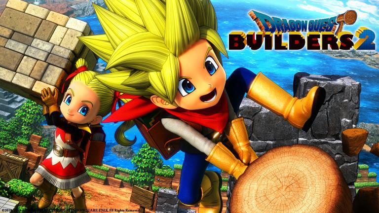 Dragon Quest Builders 2 daté sur PC par Square Enix