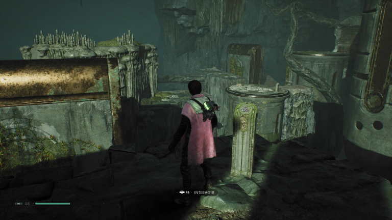 Le tombeau de Miktrull