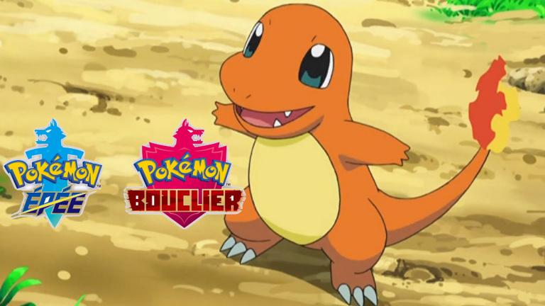 Pokémon Épée / Bouclier, Salamèche : comment obtenir le Pokémon Feu mythique ?