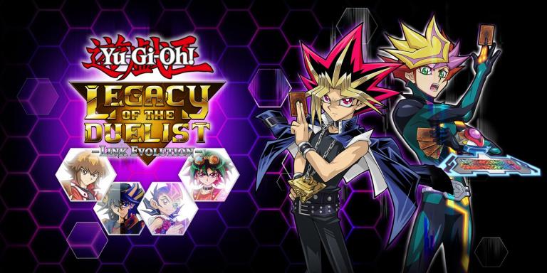 Yu-Gi-Oh! Legacy of the Duelist: Link Evolution en réduction de prix!
