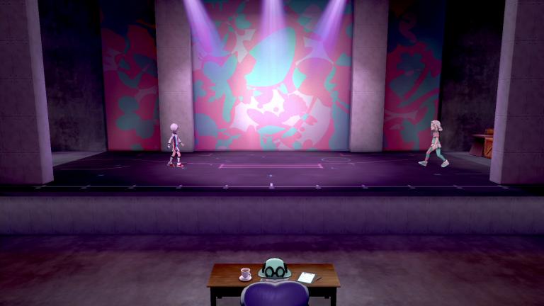 Cinquième arène