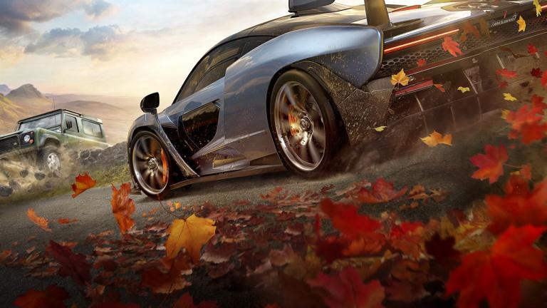 Forza Horizon 4 - Toyota fait son grand retour