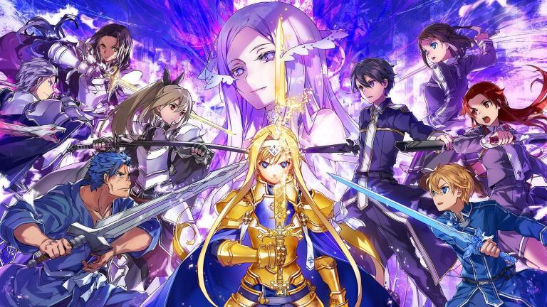 Sword Art Online : Alicization Rising Steel est enfin disponible sur iOS et Android