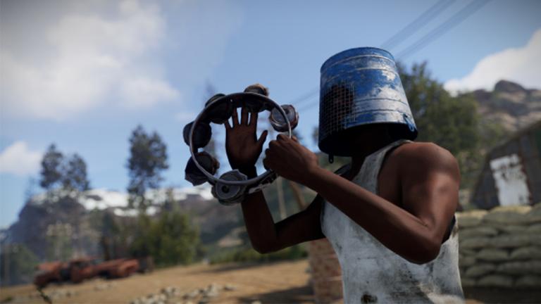 Rust propose son tout premier DLC payant : des instruments