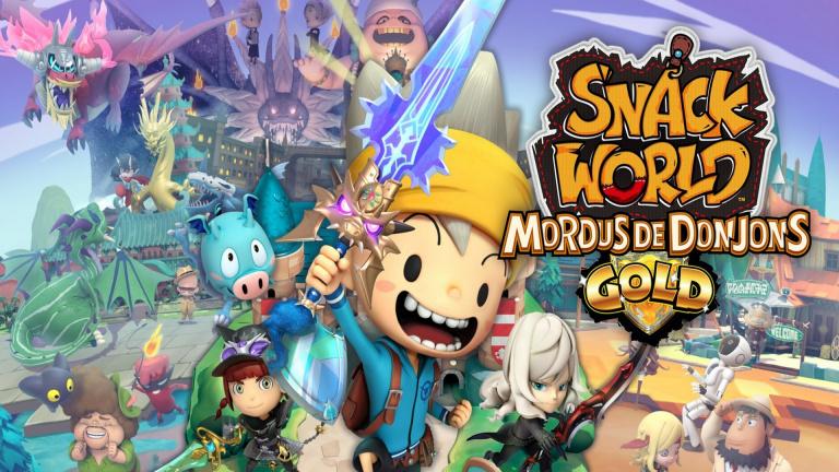 Snack World : Mordus de Donjons - le RPG de Level-5 arrive en Occident