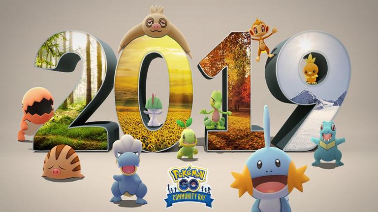 Pokémon GO : un weekend de rencontres Journée Communauté aura lieu en décembre