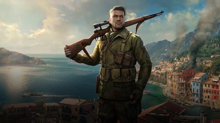 Rebellion lance son premier jeu de plateau avec Sniper Elite