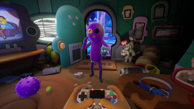 Trover Saves the Universe trouve une date de sortie sur Switch et Xbox One