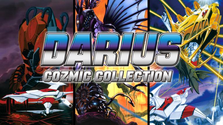 Darius Cozmic Collection aura le droit à sa version physique limitée