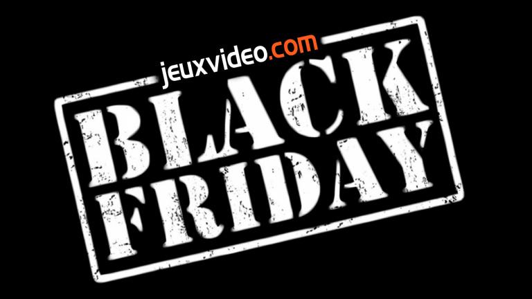 Black Friday : Les manettes DualShock 4 passent à 39,99€