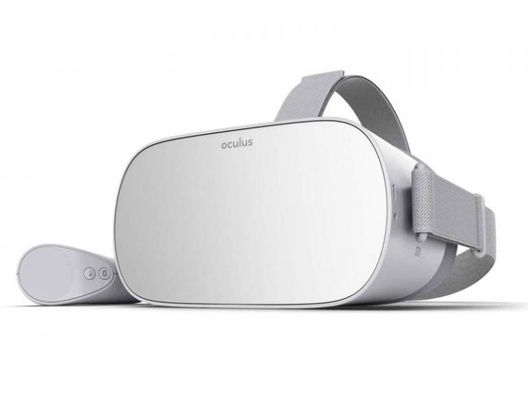 Black Friday : Le casque VR Oculus Oculus GO - 32GB à 149,99€