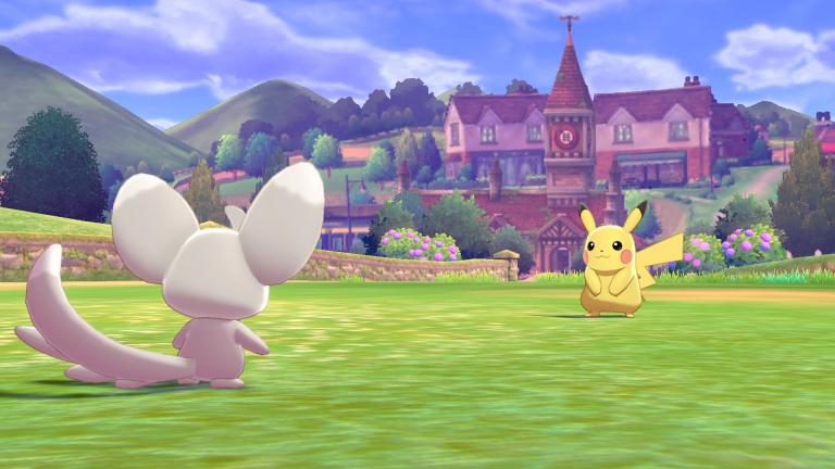 Pokémon Épée / Bouclier : Une maintenance des serveurs demain matin