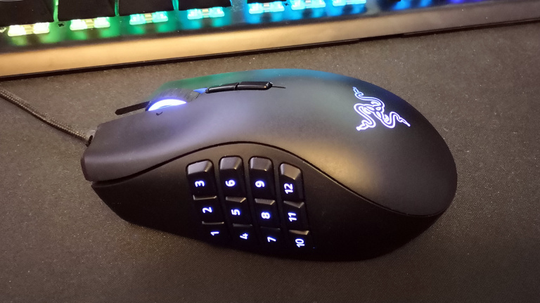 Black Friday : Souris Razer Naga Trinity