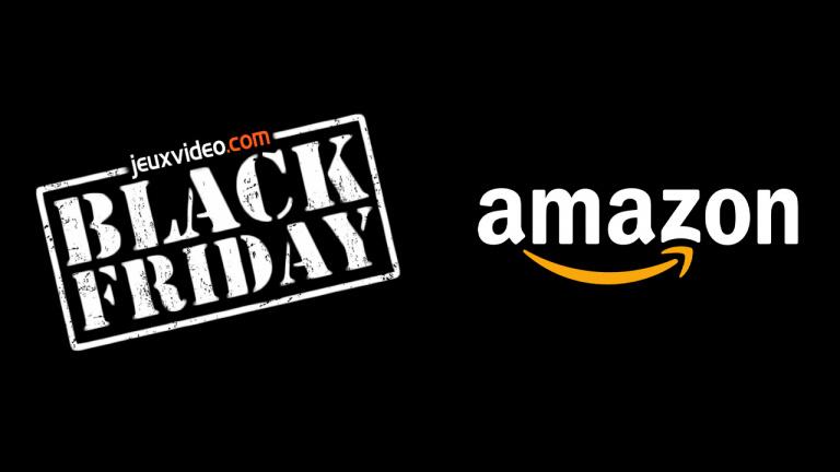Black Friday : La Nintendo Switch et 4 jeux à moins de 400€ sur Amazon