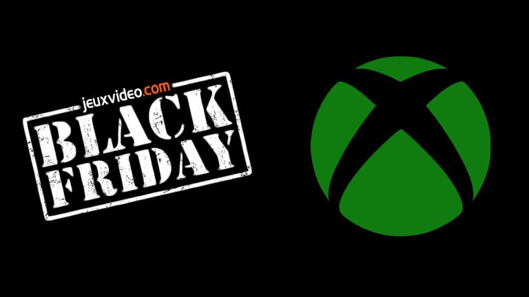 Black Friday XBOX ONE : Les meilleures offres et promotions