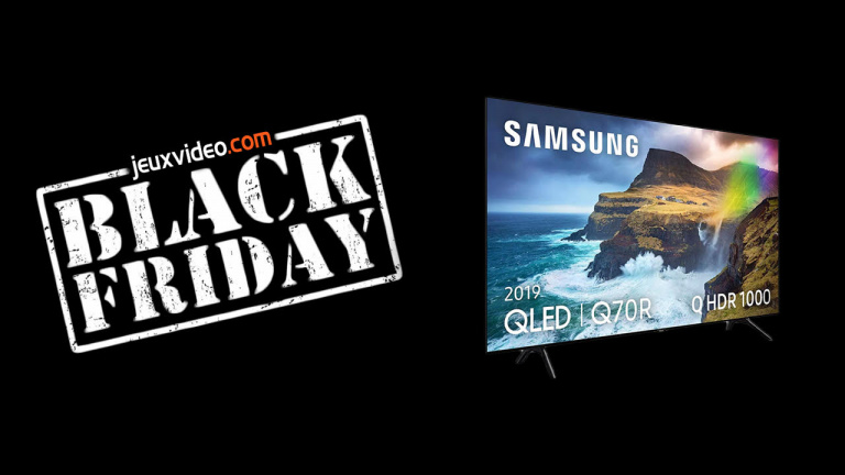 Black Friday : Promo sur les Smart TV Samsung 4K