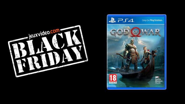 Black Friday : God of War à moins de 15€