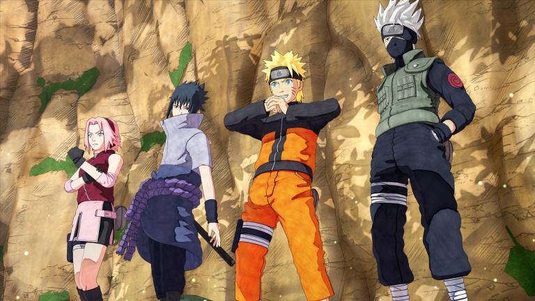 Naruto to Boruto : Shinobi Striker - la version adulte de Sasuke arrive demain