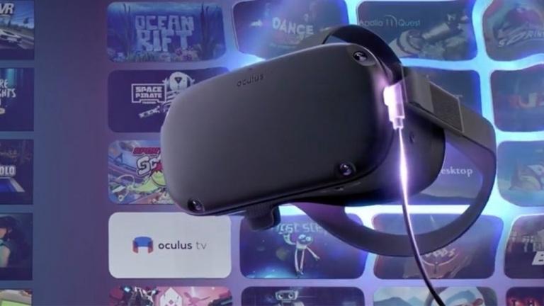 """On a transformé notre Oculus Quest en """"Oculus Rift Q"""" : nos premiers retours de la technologie Oculus Link !"""