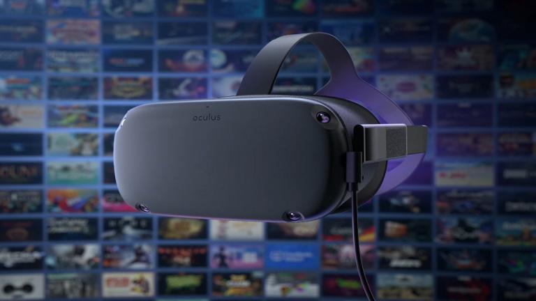 Oculus Quest : John Carmack espère pouvoir améliorer la qualité d'image grâce à l'USB 3.1