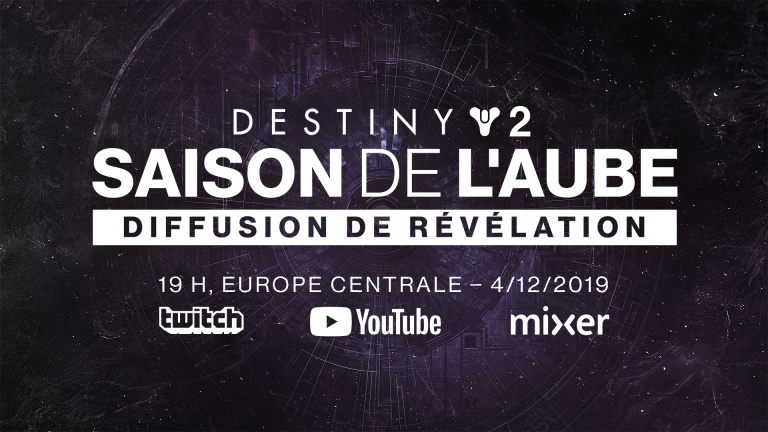 Destiny 2 : Bungie annonce la Saison de l'Aube