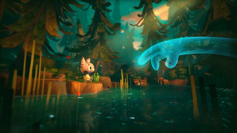 Ghost Giant : le charmant jeu d'énigmes du PS VR arrive sur Oculus Quest