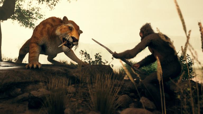 Ancestors : The Humankind Odyssey va s'améliorer pour son arrivée sur consoles