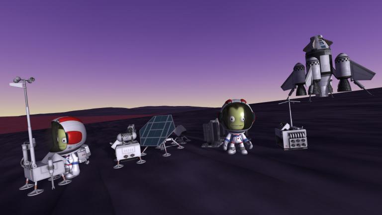 Felipe Falanghe, créateur de Kerbal Space Program, se dit surpris par l'annonce d'une suite